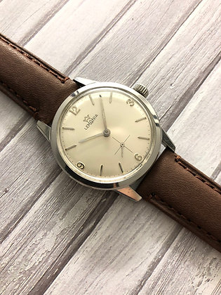 1965 LEMANIA COMPRESSOR WATCH