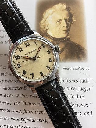1939 Vintage Jaeger LeCoultre Gent's Watch