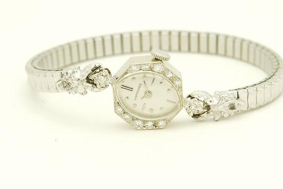 1965 Gorgeous Longines 14K with Diamonds