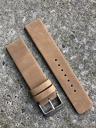 20mm Suede leather Beige