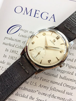 1958 VINTAGE OMEGA SUB SEC GENT'S WATCH