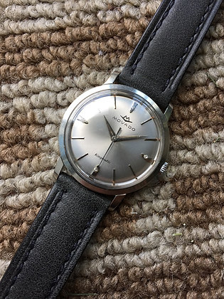 1960s STUNNING MOVADO KINGMATIC WATCH