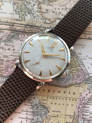 1953 OMEGA BUMPER AUTOMATIC VINTAGE WATCH