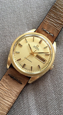 1969 OMEGA SEAMASTER DAY DATE AUTOMATIC