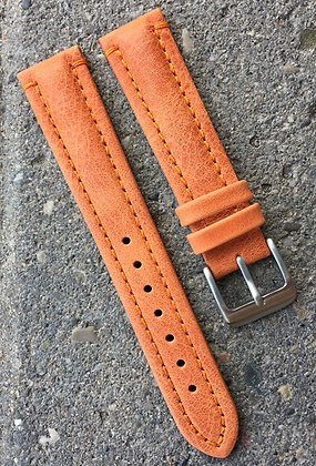 20mm Padded Orange strap