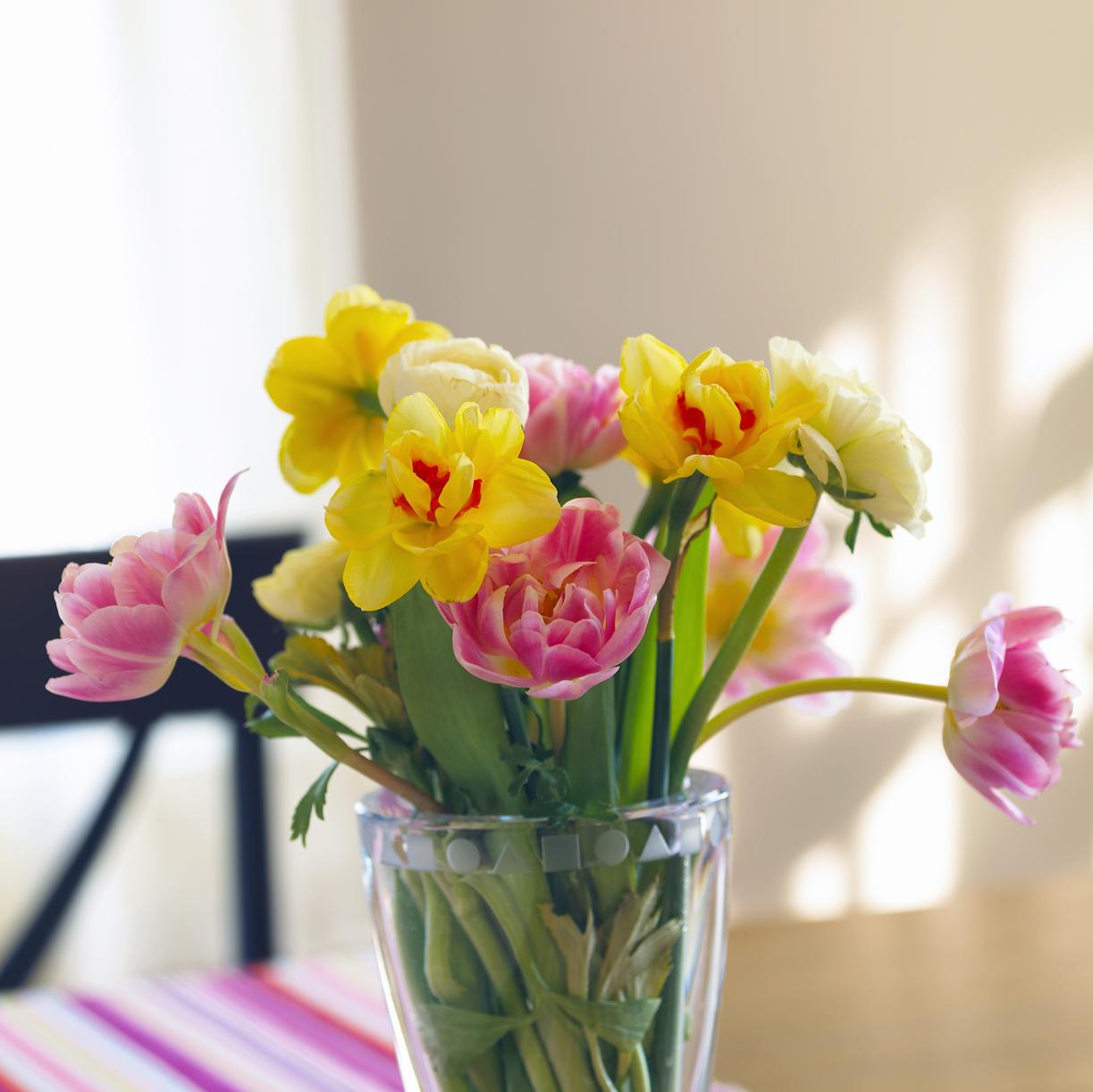Floers in vase