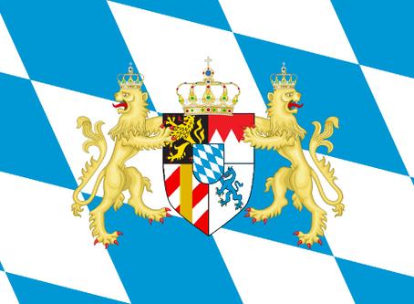 Bavarian time in Maun town 07.03.18