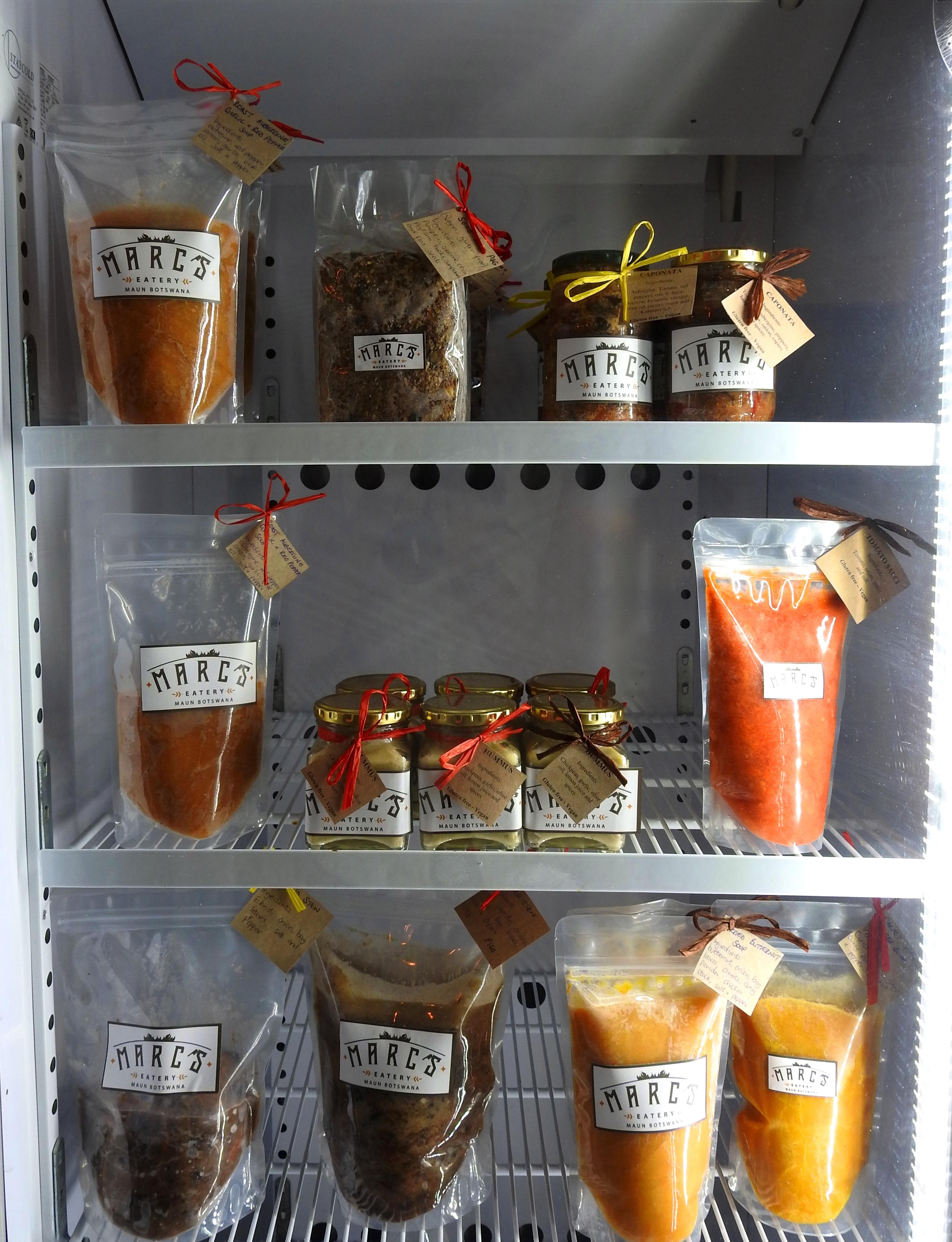 Marcs Deli Freezer