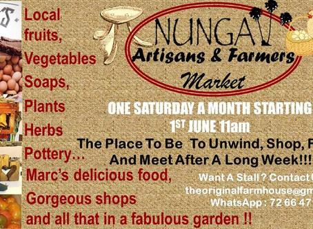 Nunga Artisans and Farmers Market Maun