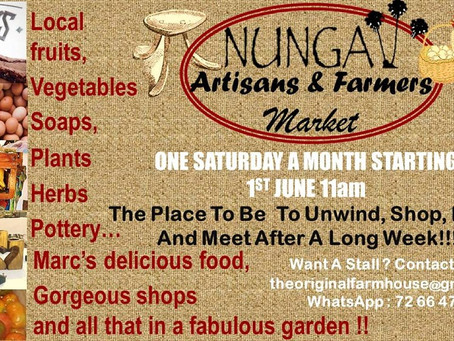 Nunga Artisans and Farmers Market Maun