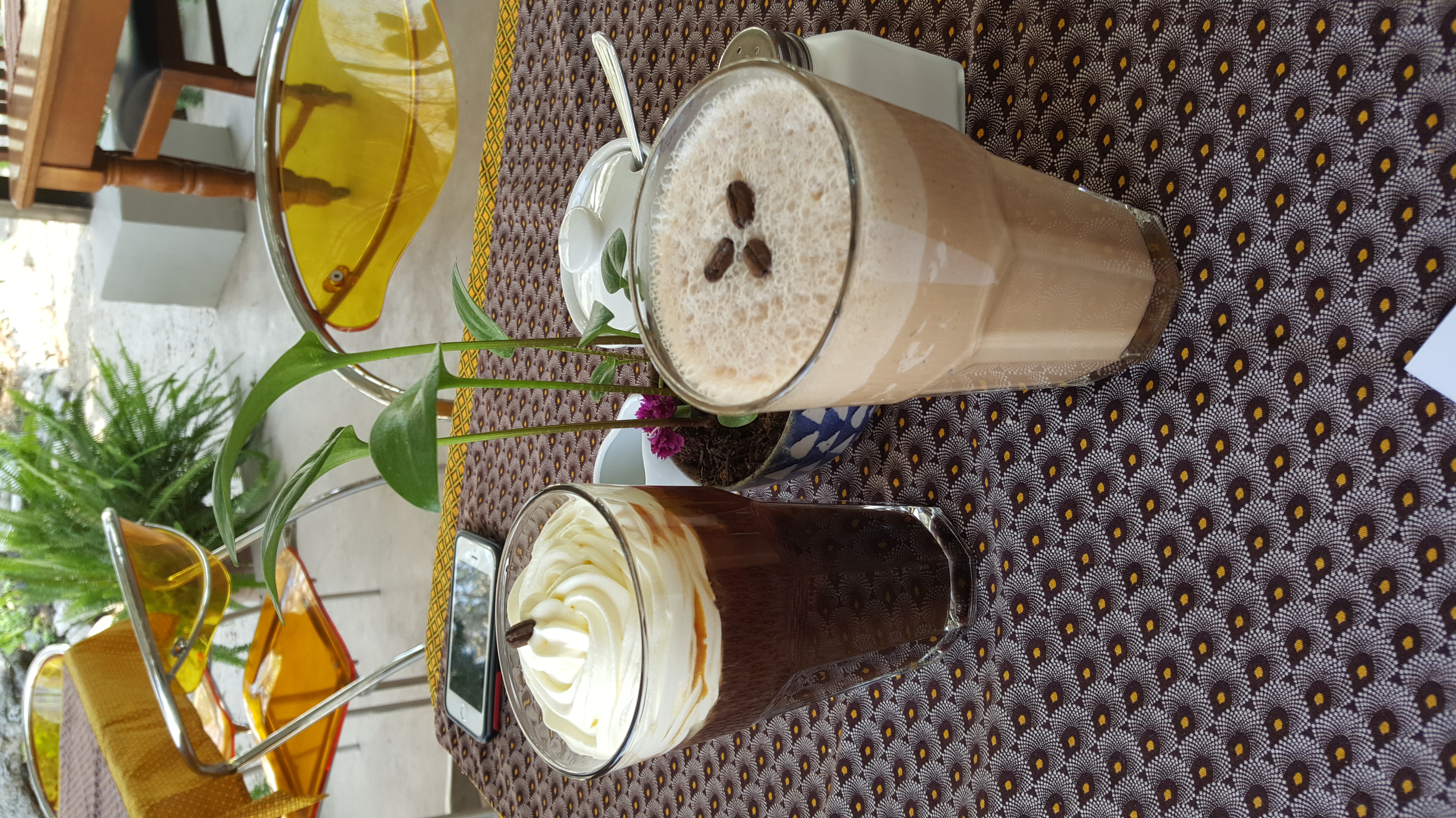 MARC'S EATERY ICED COFFEE BLENDED CL