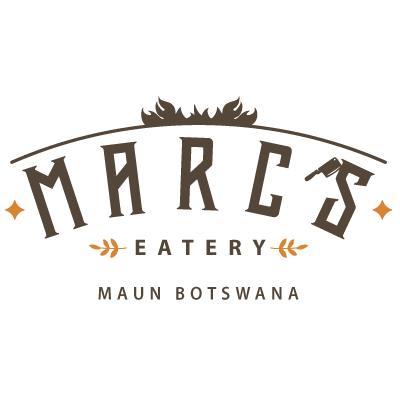 Marcs Eatery Logo - Maun Botswana