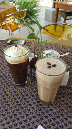 Iced Coffee Classic and Blended