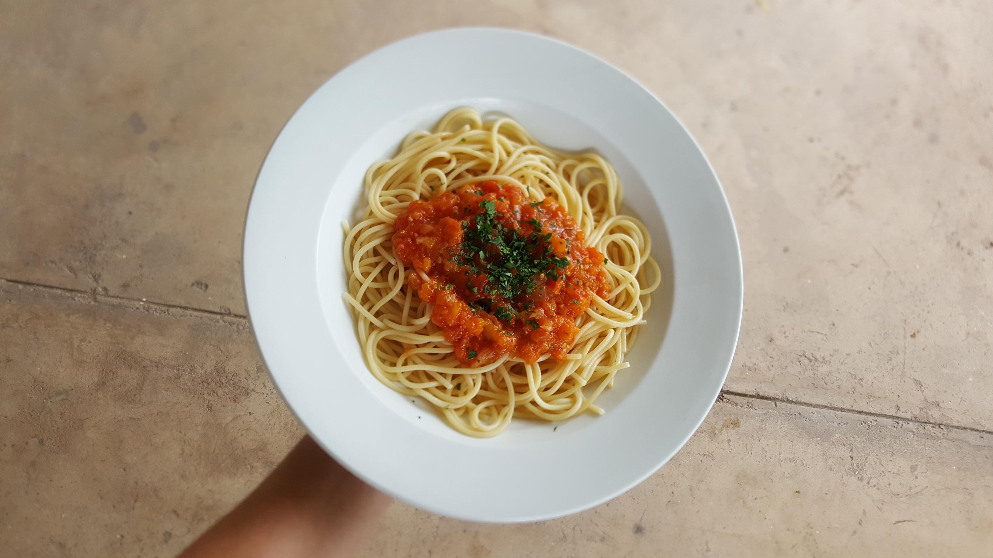 Pasta Arabiata