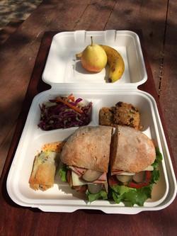 Lunch box ala Marcs Eatery #lunchbox