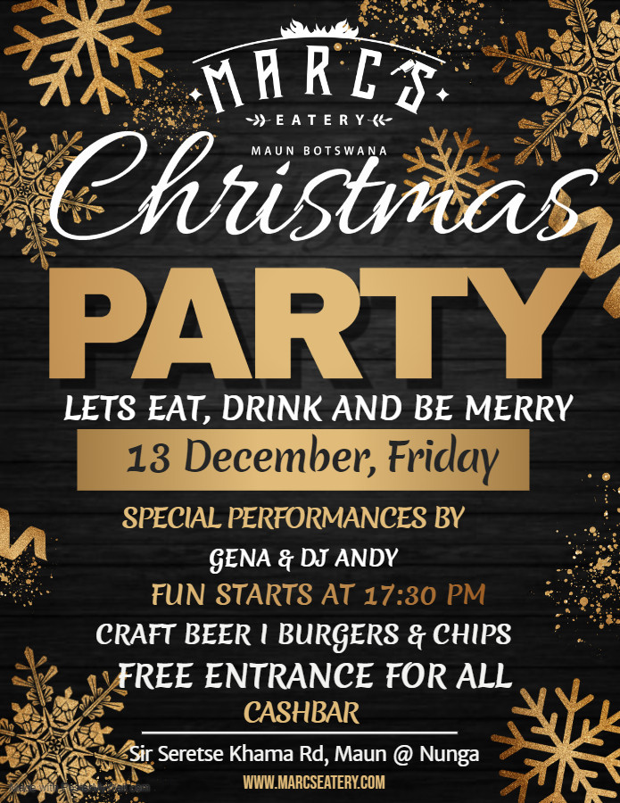 Christmas Party at Marcs Eatery Nungas Christmas Night Market #dancelikenooneiswatching #dinner #eatout #shopforchristmas