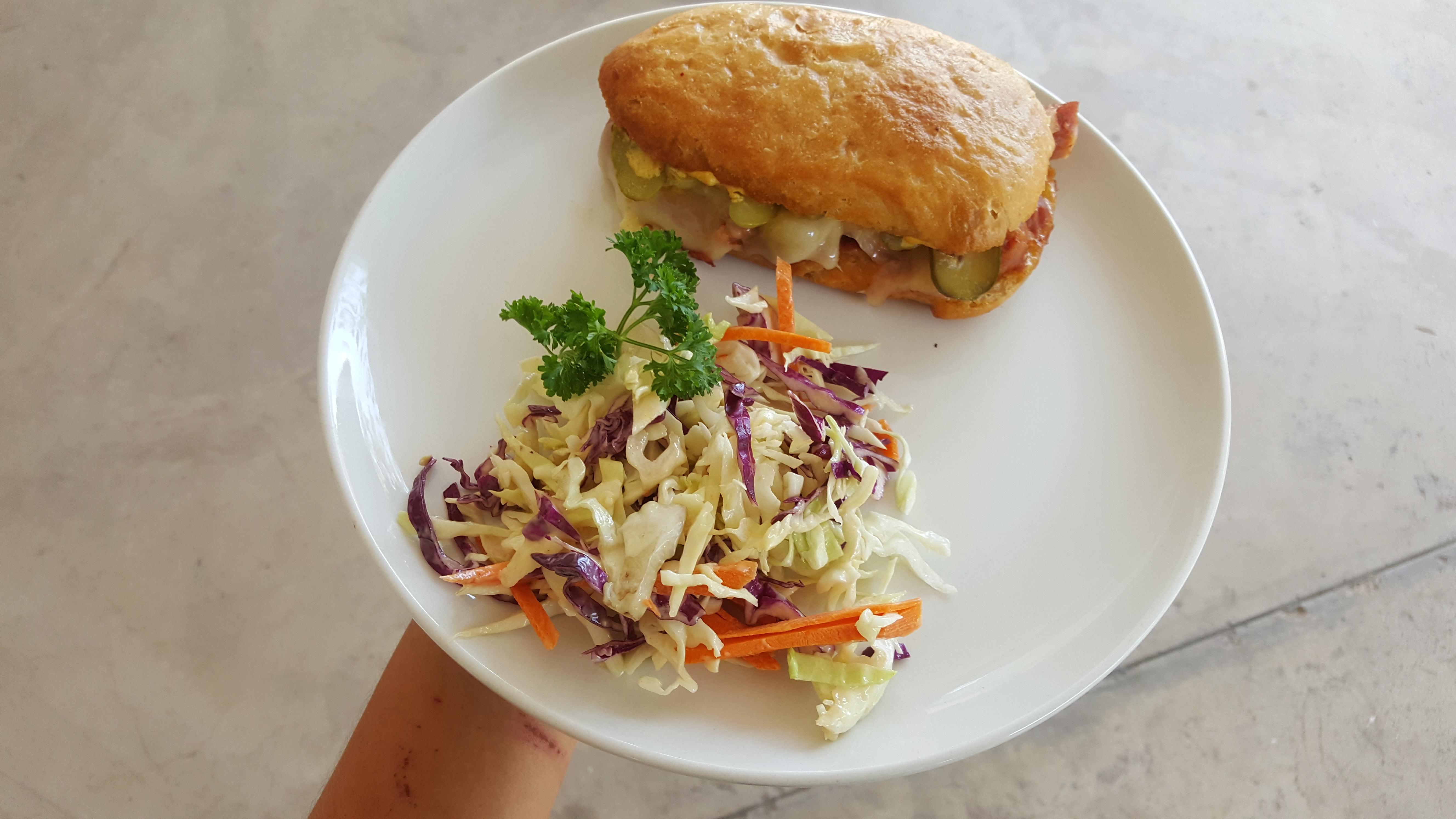 Cubano Sarmie Marcs Eatery
