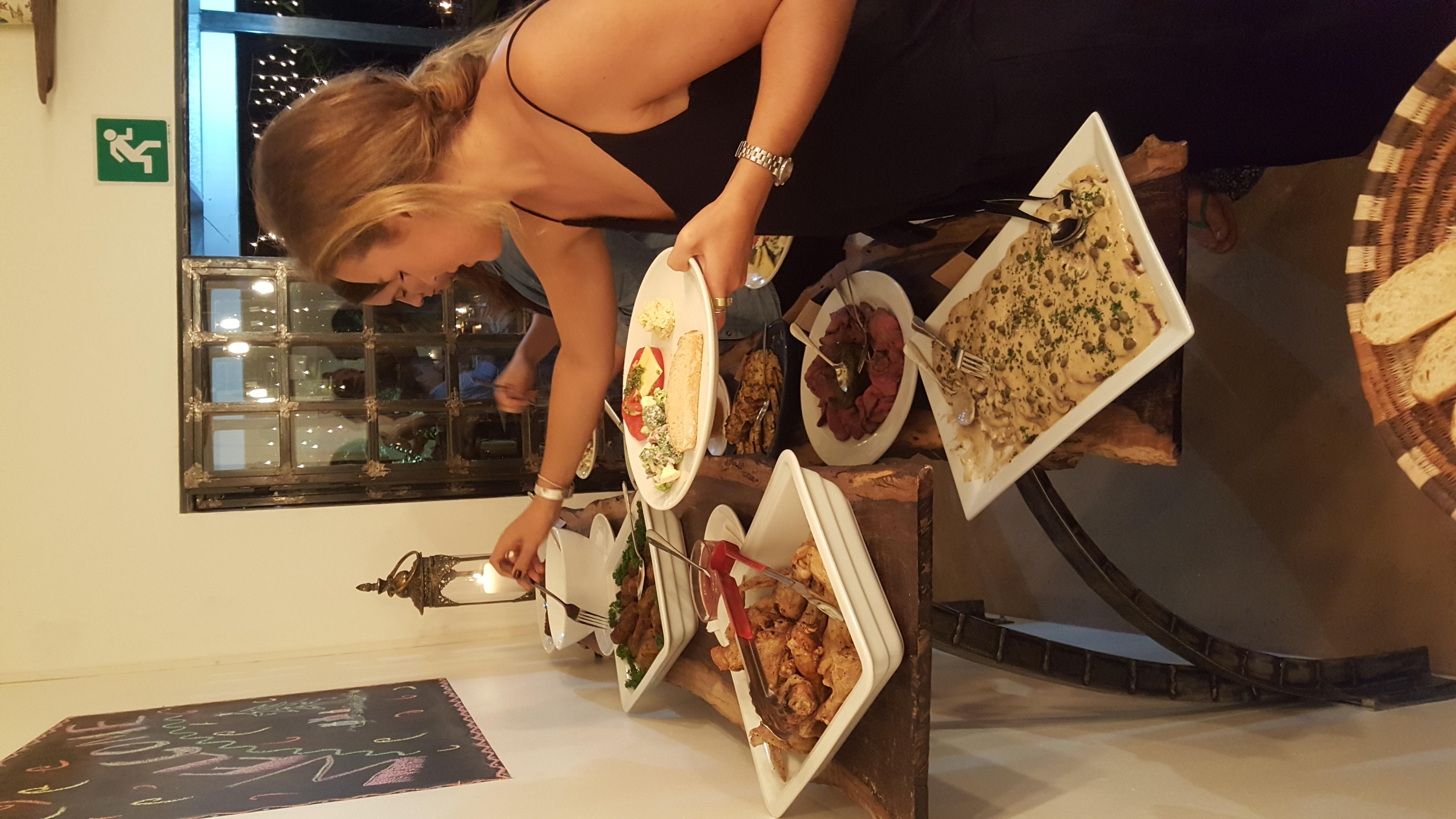AFRISCREEN DINNER