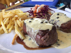 Marc's Eatery Beef Filet steak