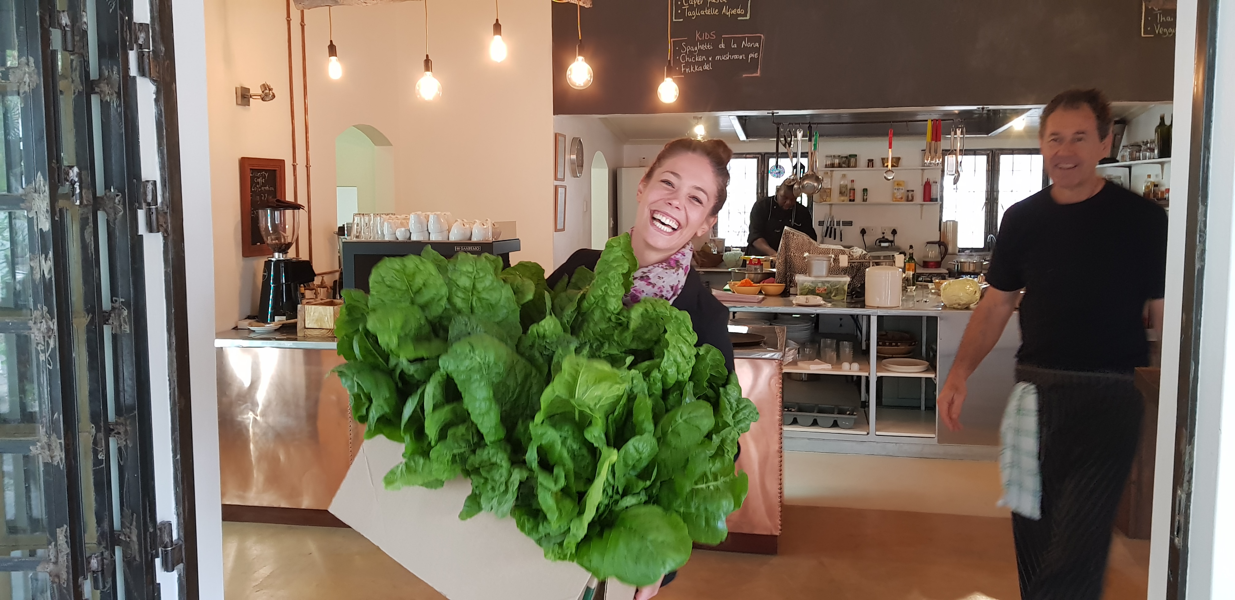 MARC'S EATERY SPINACH DELIVERY