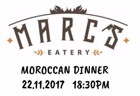 MOROCCO MEETS MAUN