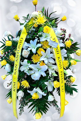 With Sympathy Tribute