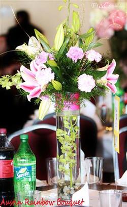 Lillies & Carnations