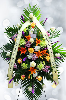 Beautiful Garden Tribute