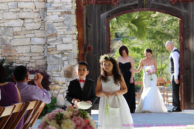 Rings Bearer & Flower girl