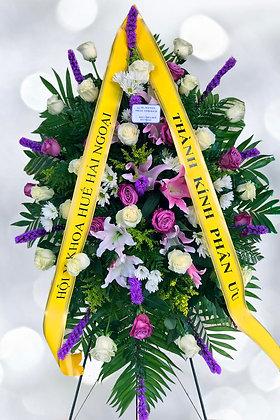 White & Purple Tribute - S24