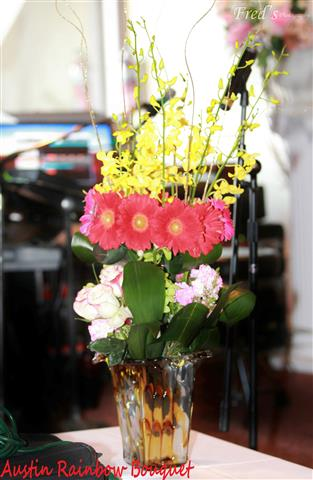 Orchids & Gerberas