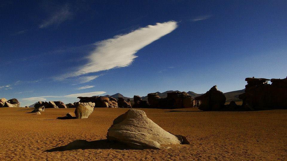 Deserto de Salvador Dali