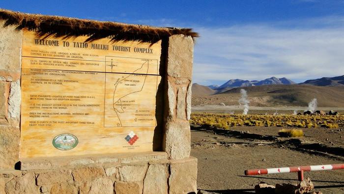 América do Sul Parte 4 | Deserto do Atacama