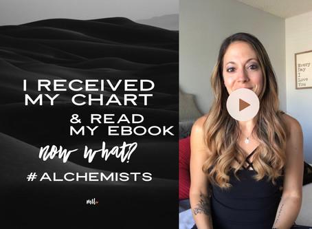 Here's your next step - Alchemist