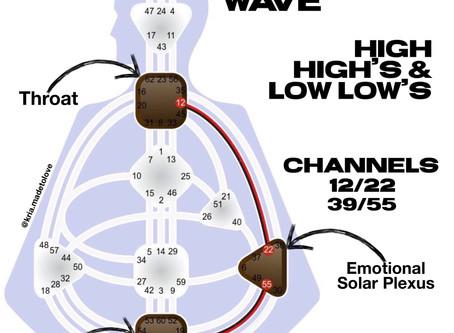 Individual Emotional Waves
