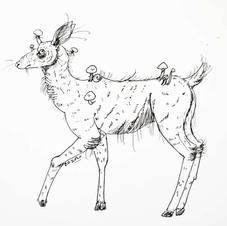 Shroom Deer