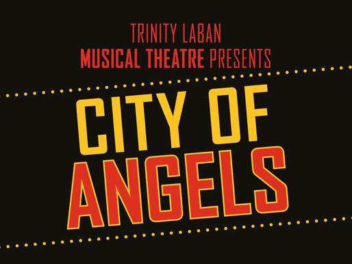 CITY OF ANGELS at Laban theatre