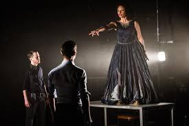 EDWARD II at Greenwich Theatre