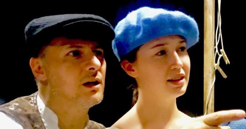 IN AND OUT OF CHEKHOV'S SHORTS at Greenwich Theatre