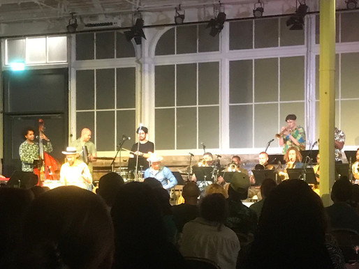 NEW REGENCY ORCHESTRA at Woolwich Works