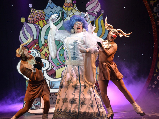 SLEEPING BEAUTY at Greenwich Theatre