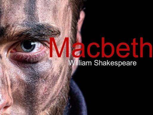 MACBETH at Greenwich Theatre