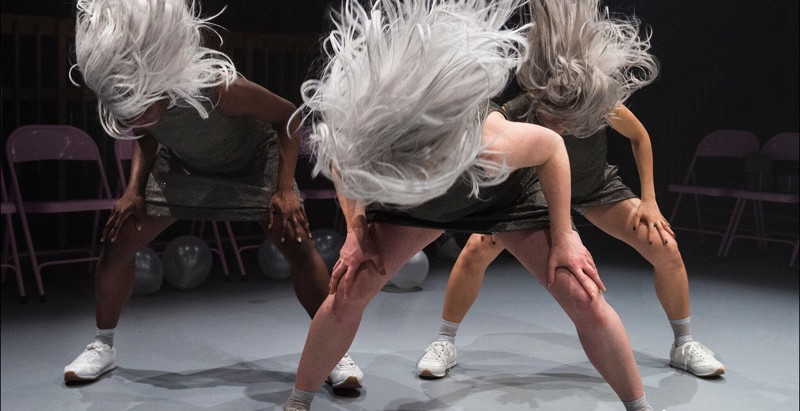 SMACK THAT (A CONVERSATION) at Ovalhouse