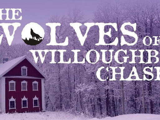 THE WOLVES OF WILLOUGHBY CHASE online with Greenwich Theatre