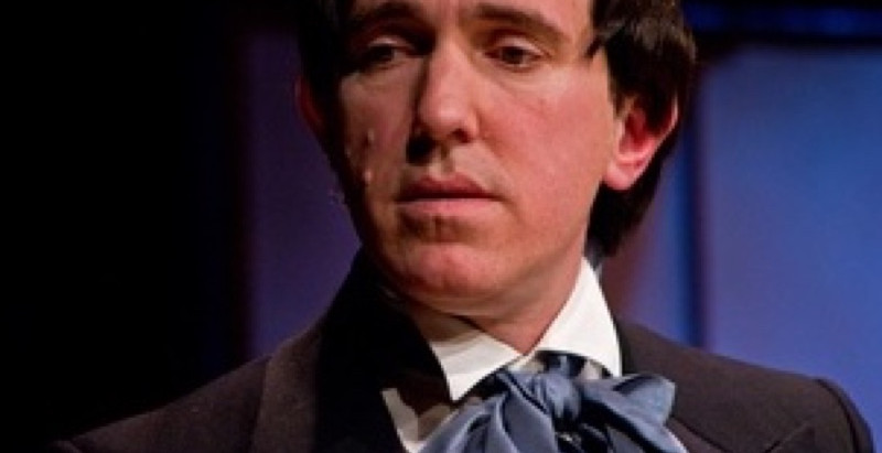 THE TRIALS OF OSCAR WILDE at Greenwich Theatre