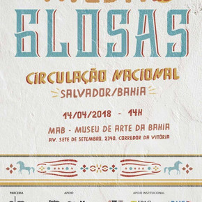 Primeira mesa de GLOSAS em Salvador