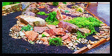 rock garden landscaping webster ma boss landscape company