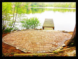 Boss Landscape Company Paver Patio Woodstock, Ct