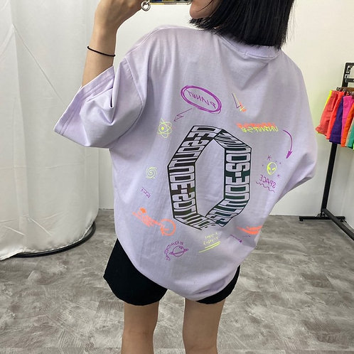 SPACE PLANET Tシャツ 全3色