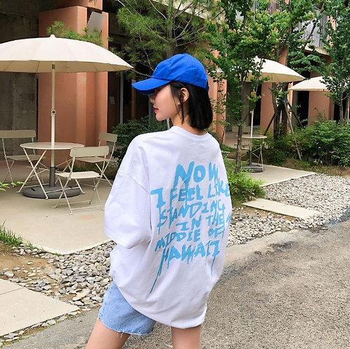 HAWAII ネオン Tシャツ 全5色